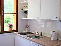 Apartmán Vrátnice - kuchyň - k pronájmu Staňkov