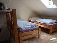 Apartmán Vrátnice - ložnice - k pronájmu Staňkov