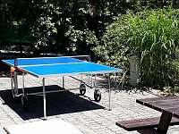 Ping pong - pronájem apartmánu Staňkov