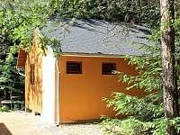 Chata k pronajmutí - okolí Mirochova
