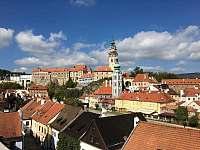 Český Krumlov - apartmán k pronájmu
