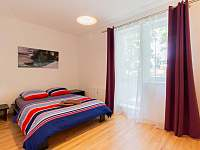 Ložnice - apartmán ubytování Český Krumlov