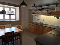 Kuchyně - Velký Pěčín