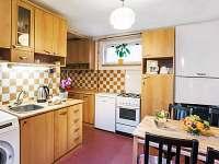 Kuchyňka II - ubytování Třeboň