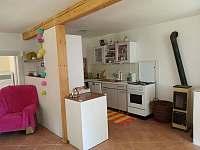Kuchyně - apartmán ubytování Velké Skaliny