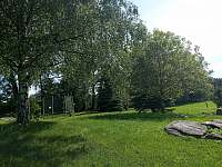 Zahrada - apartmán k pronájmu Velké Skaliny