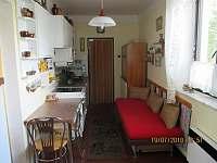 Kuchyně - apartmán k pronajmutí Val