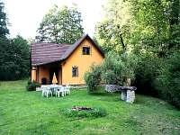 Chaty a chalupy Dolní Žišpašský rybník na chalupě k pronajmutí - Pomezí pod Landštejnem