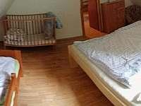 neprůchodná ložnice - Pomezí pod Landštejnem