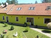 Chaty a chalupy Dolní Žišpašský rybník v apartmánu na horách - Artolec u Nové Bystřice