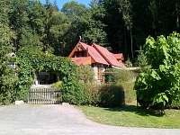 Chata k pronájmu - dovolená  Knížecí rybník rekreace Dražičky