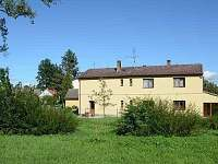 Třeboň-Branná léto 2018 ubytování
