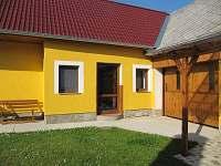 ubytování v České Kanadě Chalupa k pronajmutí - Březina
