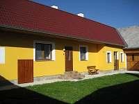 Chalupa Březina - ubytování Březina