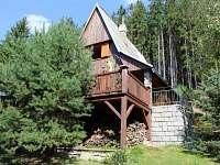 Chata k pronajmutí - okolí Skalky