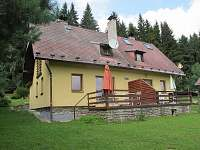 Chata k pronájmu - okolí Lipna nad Vltavou