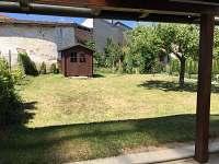 Zahrada - rekreační dům k pronajmutí Veselí nad Lužnicí