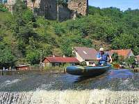 Tip na výlet - sjíždění řeky Lužnice