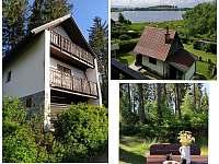 Chaty a chalupy Stezka korunami stromů na chatě k pronajmutí - Milná - Větrník