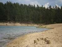 pískovna v Rakousku 3 km