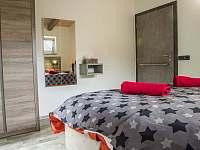 ložnice - apartmán ubytování Jindřichův Hradec - Rodvínov