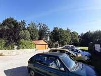 parkoviště - pronájem apartmánu Jindřichův Hradec - Rodvínov