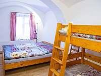 Pokoj č. 2 pro 4 osoby - chalupa ubytování Bělá