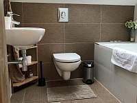koupelna - Křemže