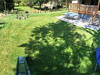zahrada - Křemže