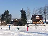 Zima - Křemže