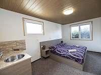 Ložnice 5 - chalupa ubytování Dešná