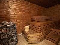 Sauna - Dešná