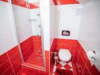 Červený apartmán - ubytování Kardašova Řečice