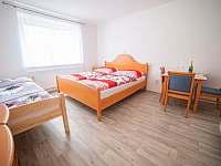 Červený apartmán - k pronájmu Kardašova Řečice