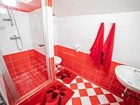 Červený apartmán - k pronajmutí Kardašova Řečice