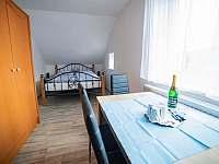 Modrý apartmán - pronájem Kardašova Řečice