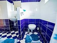 Modrý apartmán - k pronajmutí Kardašova Řečice
