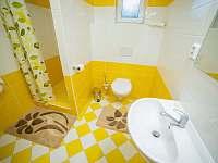 Žlutý apartmán - pronájem Kardašova Řečice