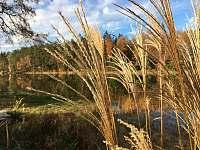 Podzim na chatě - Kunějov