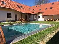 Levné ubytování Rybník Dvořiště Apartmán na horách - Štěpánovice