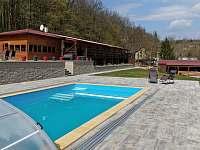 Levné ubytování Bazén Strakonice Penzion na horách - Jistec
