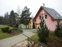 Chata k pronajmutí - Koloděje nad Lužnicí Jižní Čechy