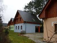 Chaty Koloděje nad Lužnicí