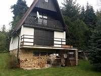 ubytování Podolsko na chatě