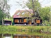 Chata ubytování v Dráchově
