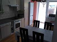 kuchyně - pronájem chalupy Prachatice
