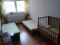 ložnice v přízemí - Prachatice