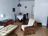 obývák - chalupa ubytování Prachatice