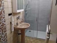 sprcha přízemí - Prachatice