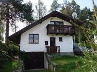 ubytování Českobudějovicko na chatě k pronajmutí - Nuzice